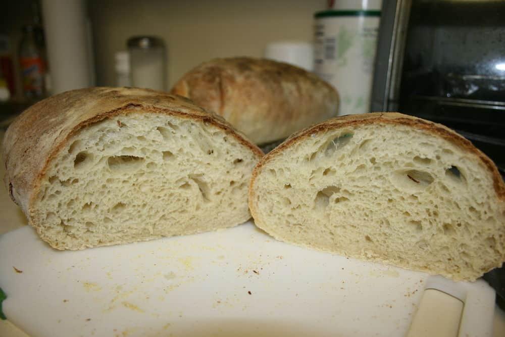 خبز الجلوتين