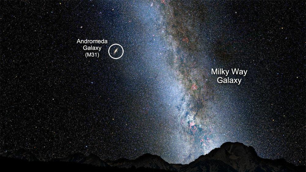 دراسة: كتلة درب التبانة تبلغ 800 مليار ضعف كتلة الشمس
