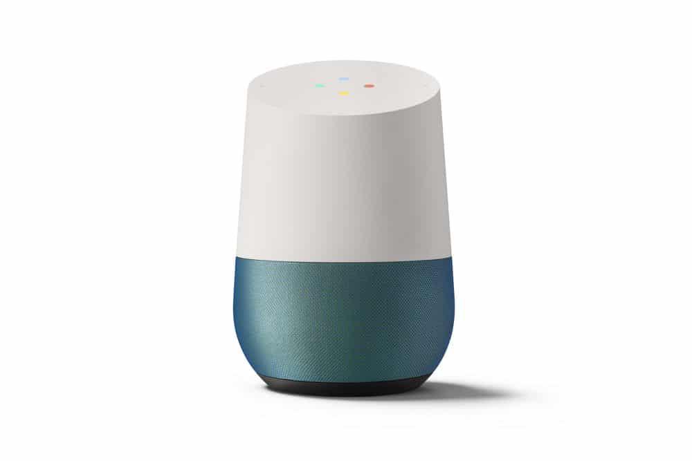 جوجل هوم يستطيع التعرف على المستخدمين من خلال أصواتهم