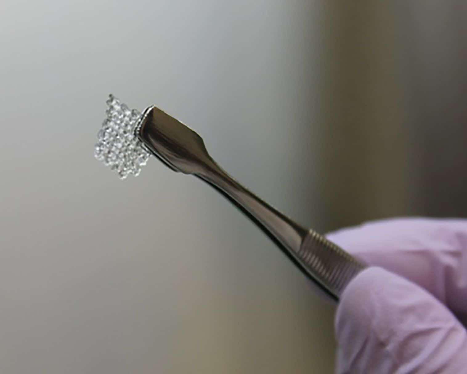 مبايض صناعية بتقنية الطباعة ثلاثية الأبعاد تساعد الفئران العقيمة على الإنجاب