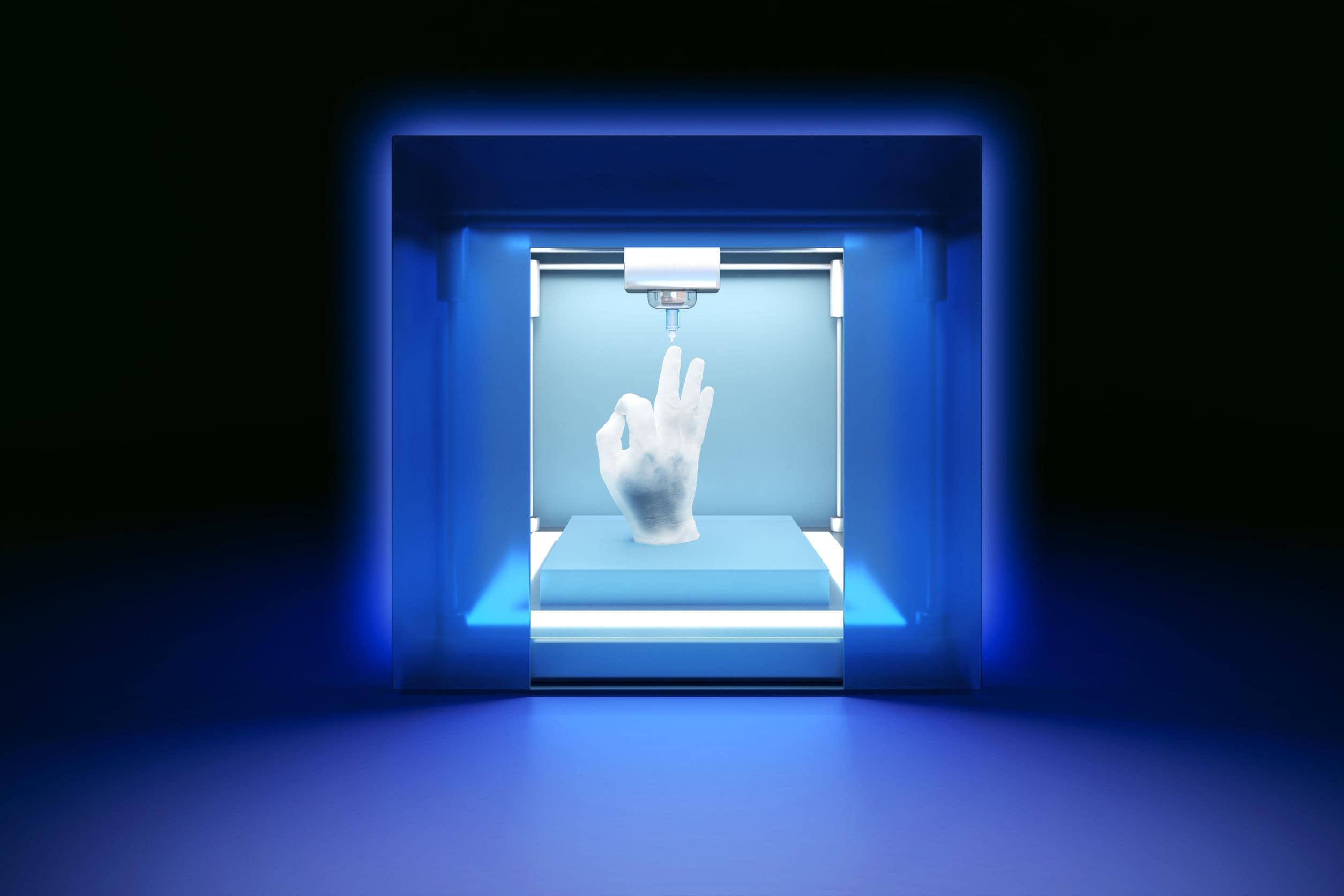 الطباعة ثلاثية الأبعاد بنكهة عربية