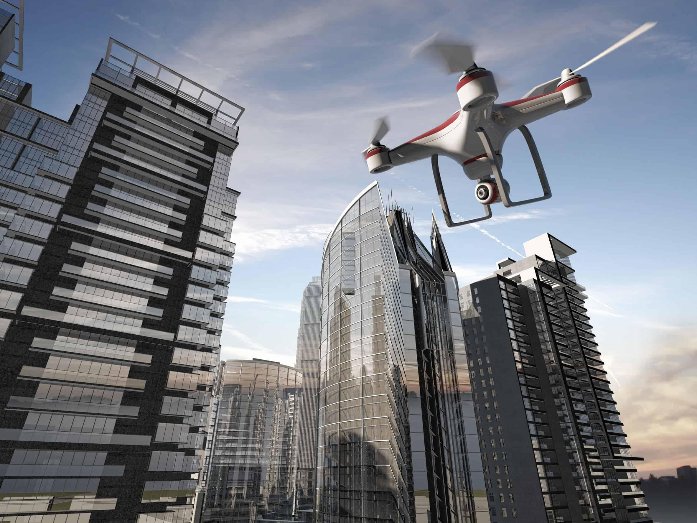 من الإمارات: قانون للطائرات بدون طيار