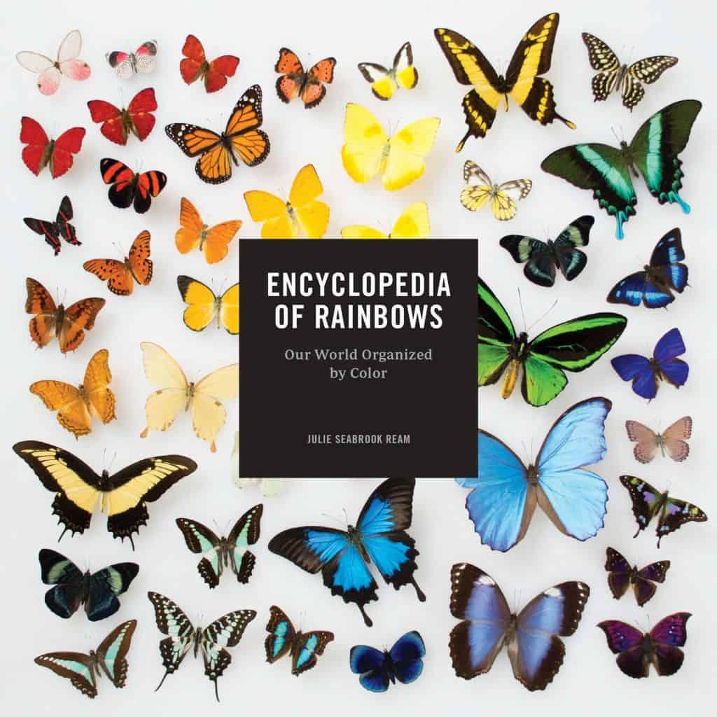 ترتيب العالم الطبيعي بحسب الألوان يشكل صوراً رائعة