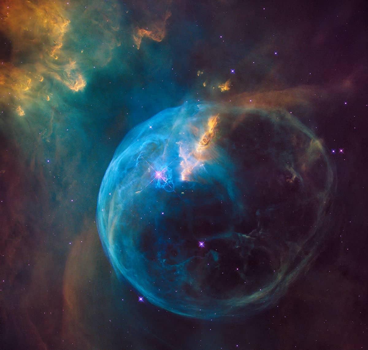 لقطات فضائية: أفضل صور للكون