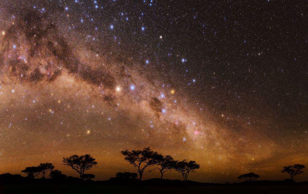 كيف تصور السماء ليلاً كالمحترفين