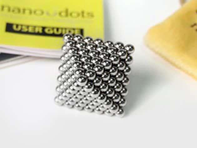 حبيبات النانو هي أقوى المغانط على سطح الأرض ومسلية جداً