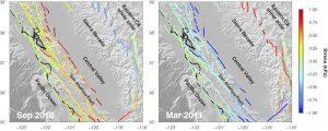 الأمطار والثلوج قد تزيد الضغط على الفوالق الزلزالية