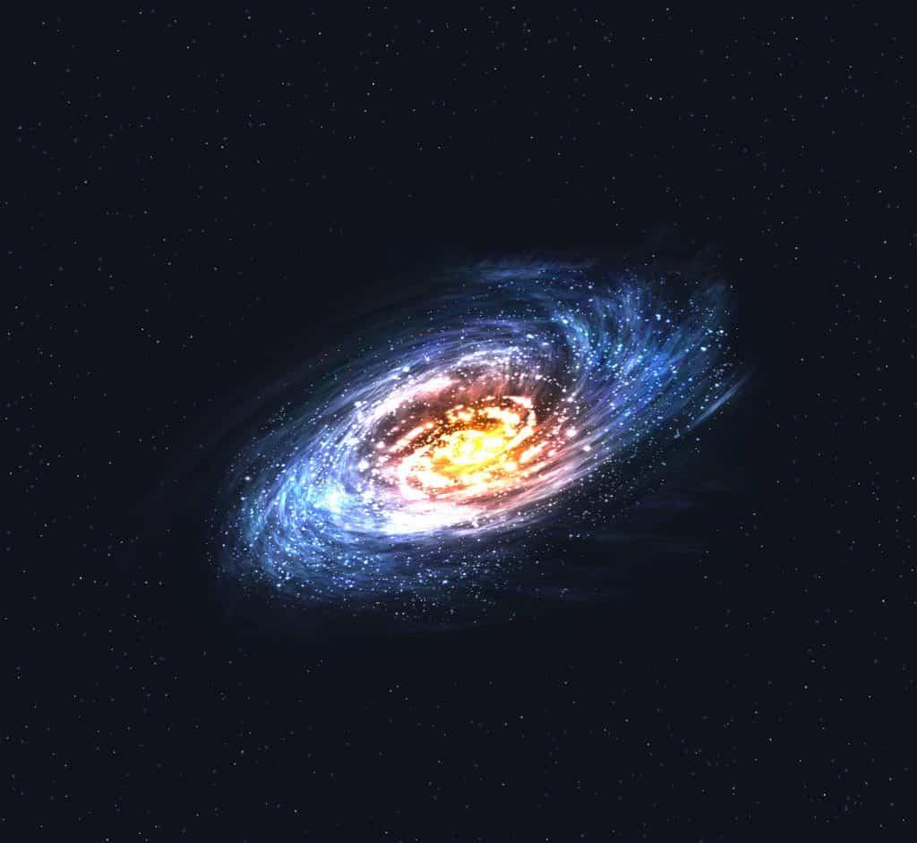 أنظار العلماء تتجه صوب أكبر مستكشف للمادة المظلمة