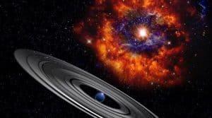 علماء يحاولون تأكيد وجود كوكب عملاق ذو حلقات