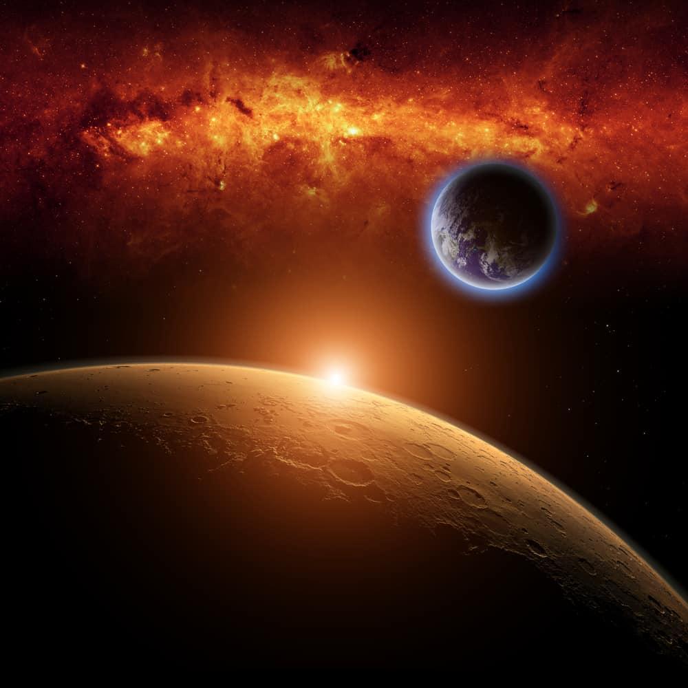عندما سيستقبل المريخ ضيفه العربي