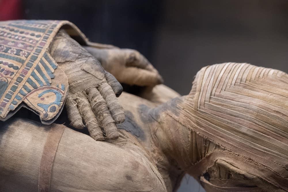 المومياءات المصرية تبوح بأسرارها للعلماء