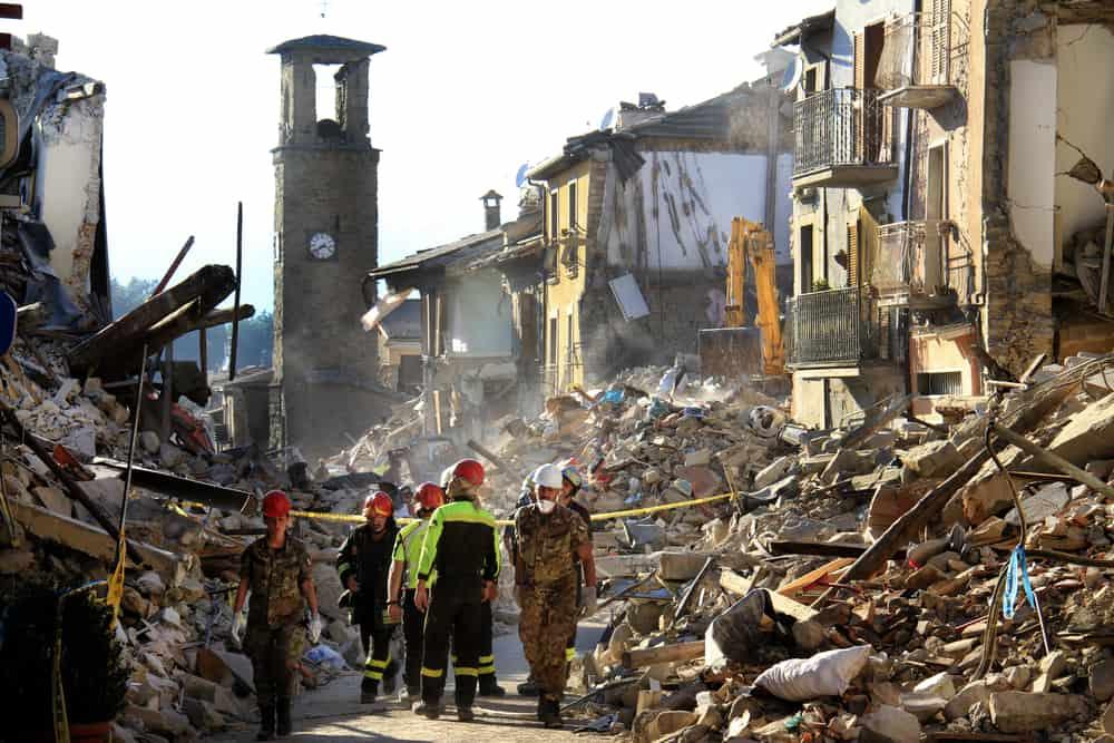 بحث من الجامعة الأميركية في بيروت: صور الكوارث المنشورة على الإنترنت خير وسيلة للإنذار