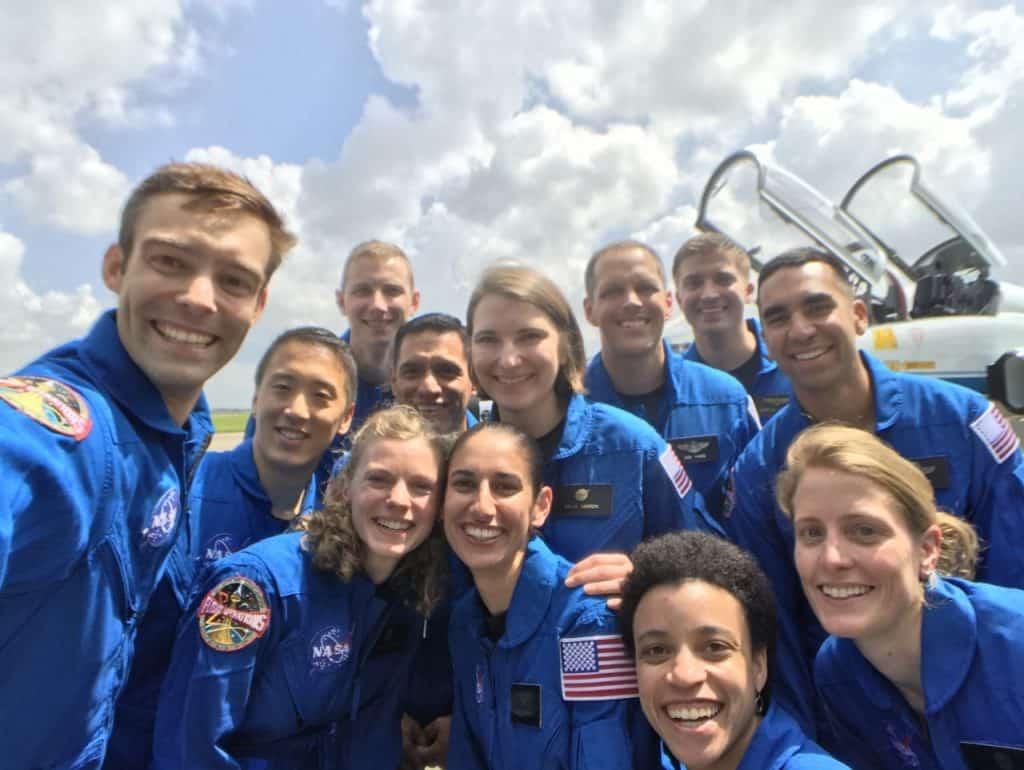 تعرف على أحدث دفعة من رواد الفضاء في ناسا