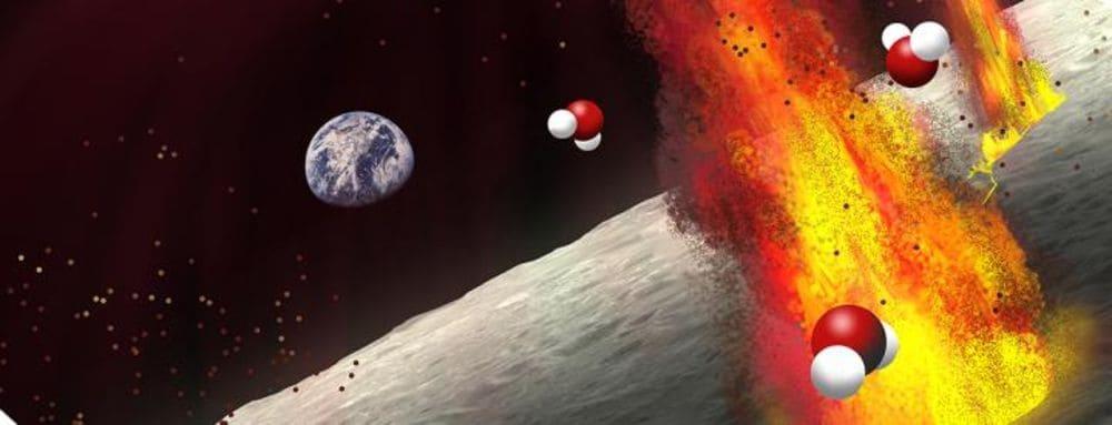 كمية المياه التي يحتويها القمر قد تكون أكبر مما نعتقد