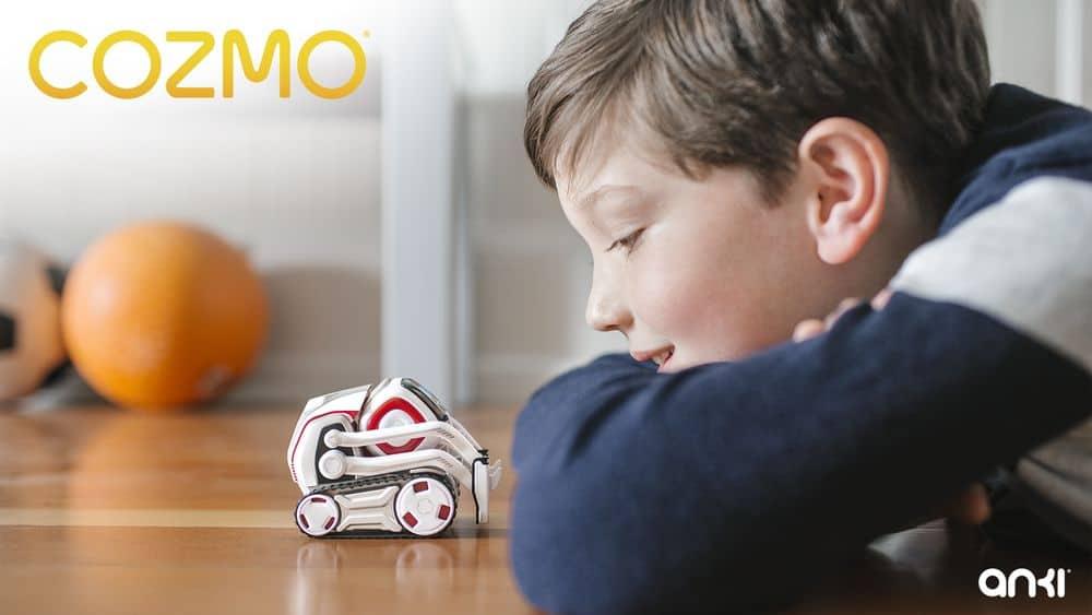 الآن أصبح بإمكان الأولاد برمجة روبوت معقد للتعرف على الابتسامة