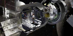 عندما سنذهب في النهاية إلى المريخ، قد ينتهي بنا المطاف داخل حاويات معدنية عملاقة