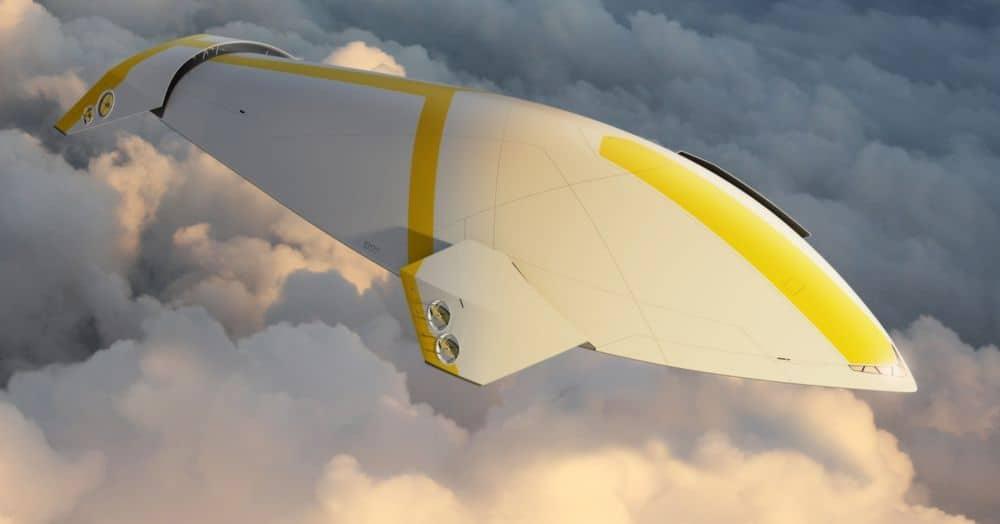 كم نتمنى لو كانت هذه السفينة الطائرة الفاخرة حقيقية