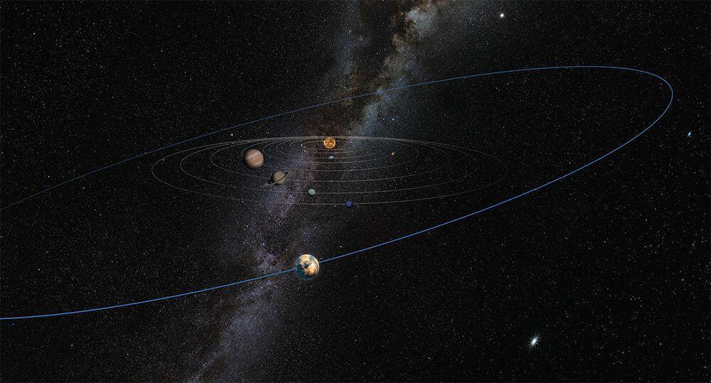 باحثو «نيويورك أبوظبي» يطورون تقنية لاكتشاف الأقمار الخارجية بدقة أكبر