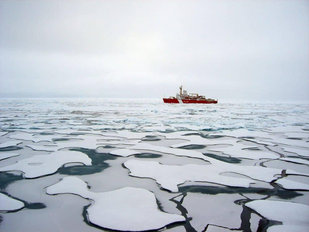 مع ارتفاع درجات الحرارة في القطب الشمالي، تزداد برودة الشتاء