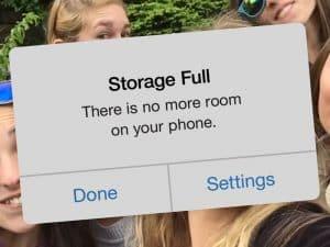 كيف تنقص من حجم الملفات المخزنة على هاتفك الذكي
