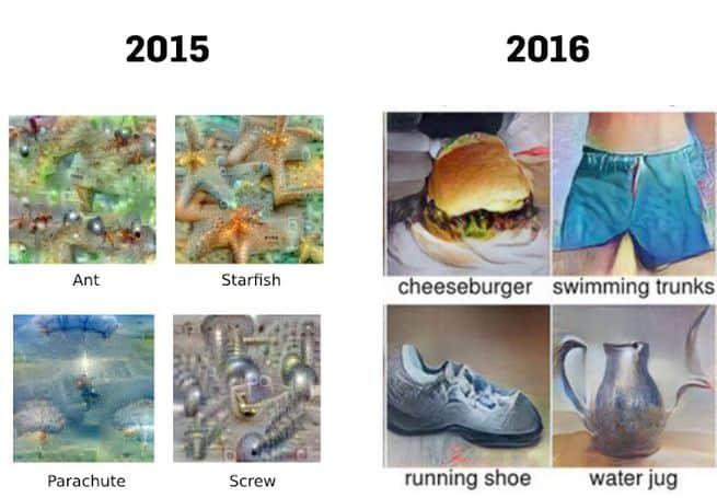 شاهد الفرق في أبحاث الذكاء الاصطناعي خلال عام واحد