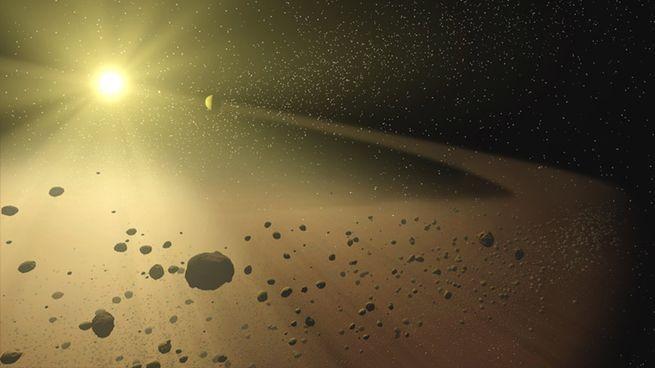 الكويكب الضخم الذي مر بالقرب من الأرض لا يستدعي القلق