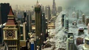 العاصفة الأرضية.. فيلم ساذج يثير أسئلة خطيرة