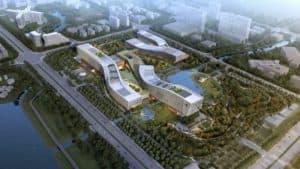 الصين تفتتح مركزاً عملاقاً للأبحاث الكمومية