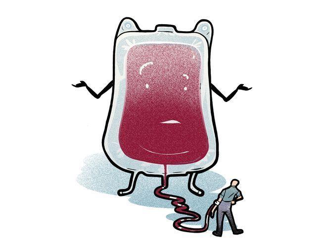هل يضر التبرع بالدم جهازك المناعي؟