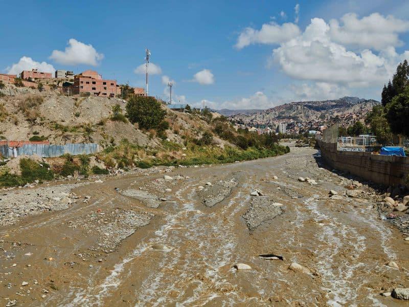 هذه المدينة البوليفية تعيش بلا ماء