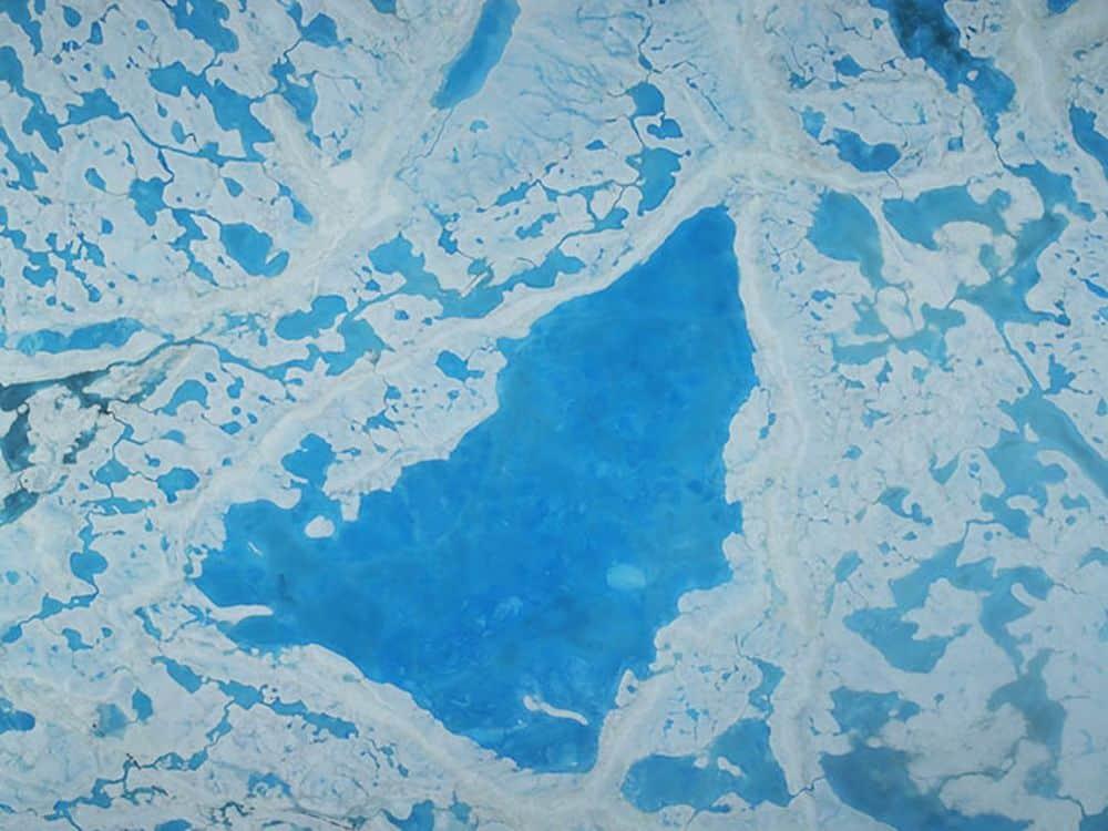 ارتفاع حرارة القطب الشمالي قد يجعل الشتاء أشد برودة
