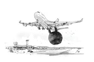 اختبار سلامة الطائرات ليس أمراً هيِّناً