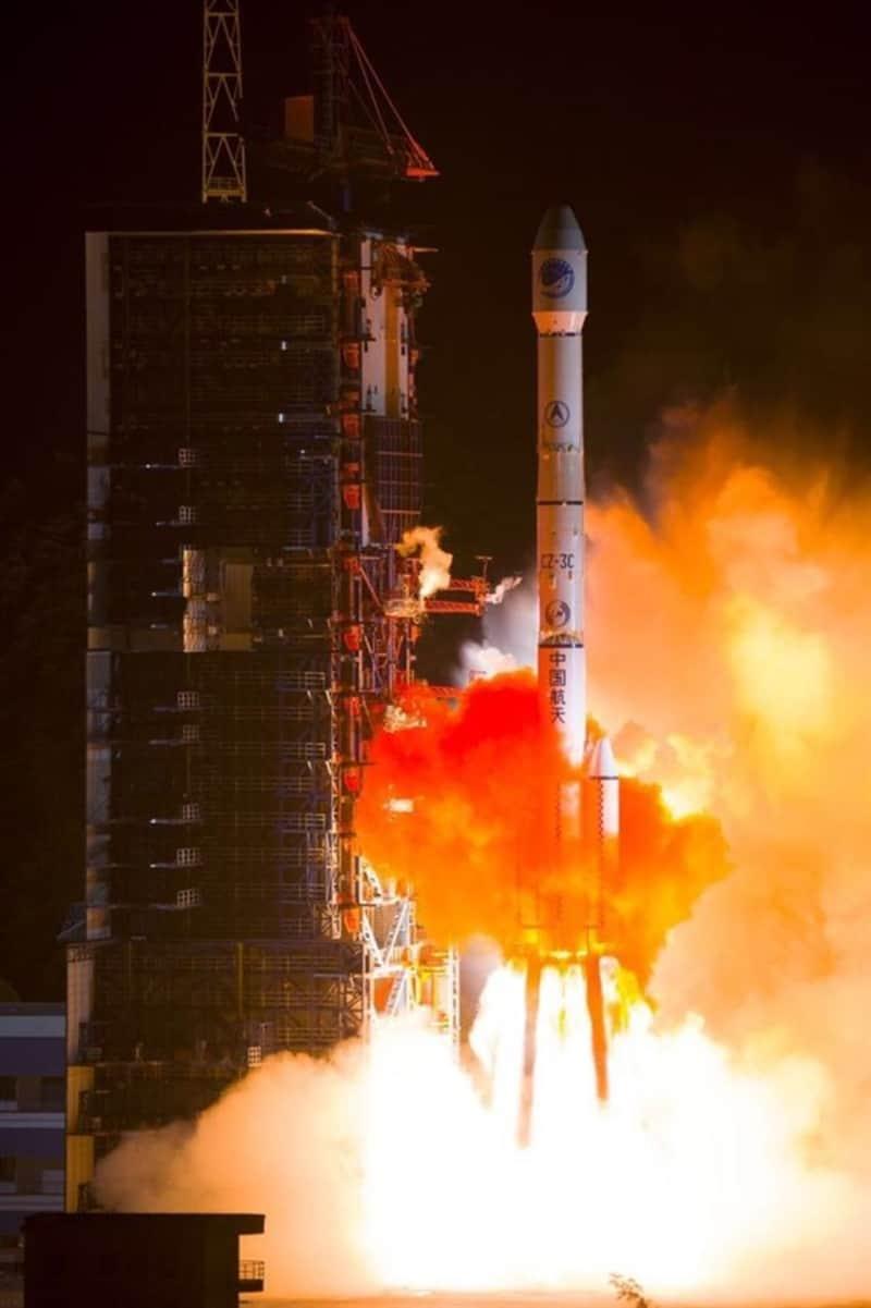 أقمار صناعية فائقة الدقة تعيد تعريف مستقبل الصين الملاحي