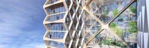بناء ناطحات السحاب المستقبلية باستخدام نفايات الحاضر
