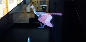 الأحفورات المتحركة: تعاون مثمر بين الرسوم المتحركة وعلم الحفريات