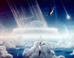 سوء الحظ كان سبباً في انقراض الديناصورات