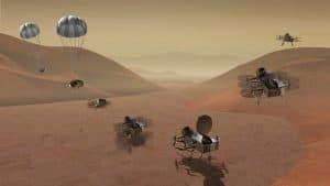 هدف بعثة ناسا المقبلة: التقاط جزء من مذنب، أو المناورة حول أحد أقمار زحل