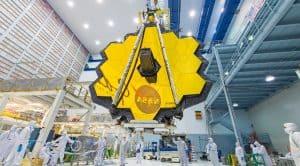 فيديو من دقيقتين لتلسكوب الفضاء جيمس ويب وهو يخضع لاختبارات دامت 9 أشهر