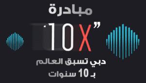 مؤسسة دبي لمشاريع الطيران الهندسية و 10X: تجربة سفر أكثر إثارة ومتعة