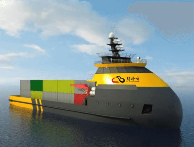الصين تبني أكبر منشأة لأبحاث السفن الروبوتية