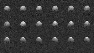 مرصد أريسيبو في بورتوريكو جاهز ويعمل، ومؤخراً فقط رصد كويكباً قريباً