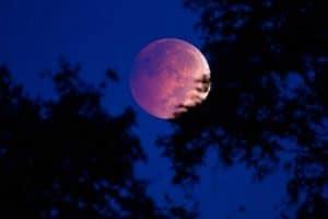 كيف تلتقط صورة للقمر لا تبدو كأنها نقطة بيضاء صغيرة