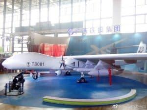 شركة صينية جديدة للطائرات المسيرة تبني طائرة بحمولة 20 طن