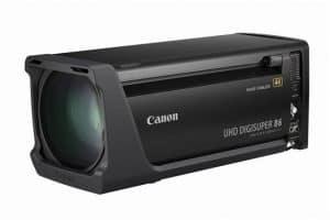 عدسات بسعر سيارة اللامبورغيني لكاميرات البث المباشر في الأولمبياد
