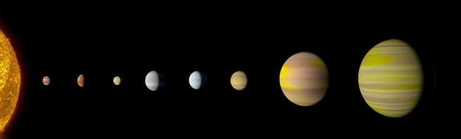 لأول مرة التعلم الآلي يكشف عن 50 كوكباً جديداً