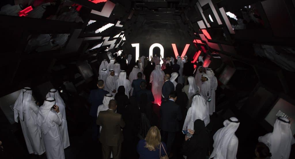 بلدية دبي ودبي 10X: تحويل النفايات إلى موارد اقتصادية