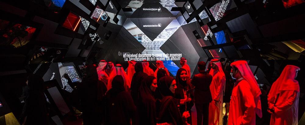 المكتب الإعلامي لحكومة دبي ومجموعة تيكوم ودبي 10X: فكرة