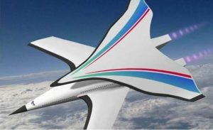 طائرة صينية أسرع من الصوت تستطيع التحليق من بكين إلى نيويورك خلال ساعتين فقط