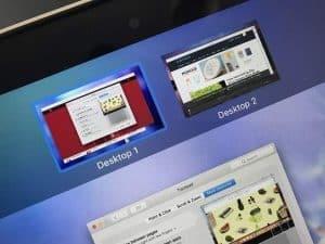 وسّع شاشتك بإنشاء سطح مكتب افتراضي
