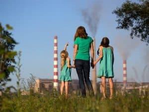 تلوث الهواء قد يكون ضاراً كالرصاص